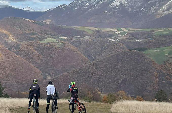 La bicicletta Gravel ha portato novità tra i cicloturisti